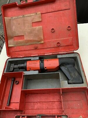 Hilti DX400 Heavy Duty Nail Gun Concrete Nailer