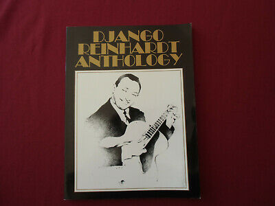 Django Reinhardt - Anthology . Songbook Notenbuch Guitar