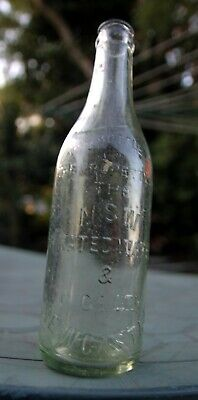 13 oz NSW Aerated Aerated Water crown seal  bottle
