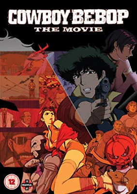 Cowboy Bebop The Movie DVD NEUF