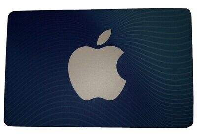 Apple App Store & iTunes $50 Gift Card