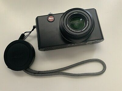 Leica D-LUX 3 Digital camera Bundle Excellent Condition Boxed With Leather Case