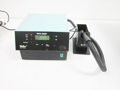 Weller Wha-3000P Hot Air Station 220V With Tool Stand