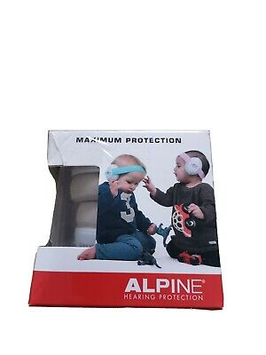 Alpine Muffy Baby pink - Baby Hearing Protection - Earmuffs - Essential product