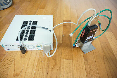 Brooks 5850S/BC1GA1BB2AA1B1 Smart Mass Flow Controller O2 power unit cable 5850S