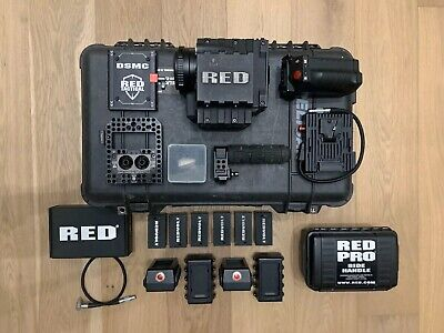Red Epic Dragon 6k Fully Upgraded Package