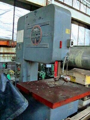 "Band Saw, Doall, Vertical, 26"" Wide"