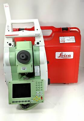 Leica TS12 R400 Powersearch Robotic Total Station