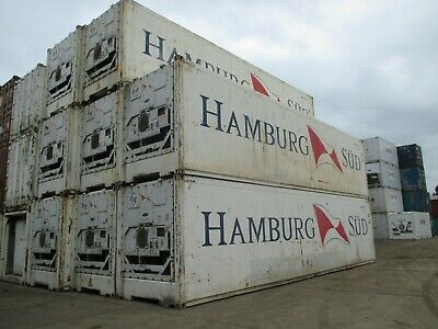 40Ft Used Refrigerated Container