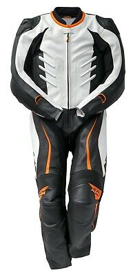 KTM motorcycle racing 1piece Roadrace or Supermoto leathers used size 44/54