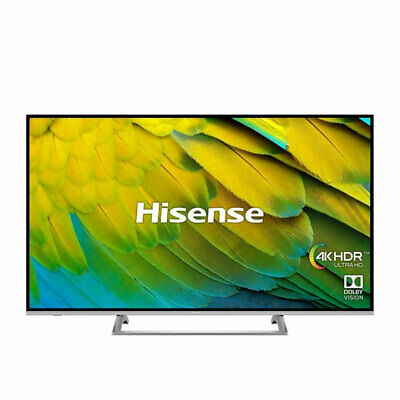 Hisense H55B7500UK 55 Inch Smart 4K UHD HDR LED TV Freeview Play USB Playback