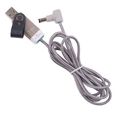 USB to 9V DC Power Cable Compatible with The MeeBlip SE Limited Edition Synth myVolts Ripcord