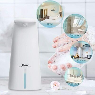 Touchless Automatic Foam Soap Dispenser Hand Washer- Infrared Motion Sensor