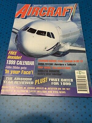 Aircraft Illustrated Magazine - December  1998