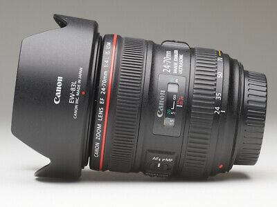 Canon EF 24-70 mm f/4.0 L IS USM