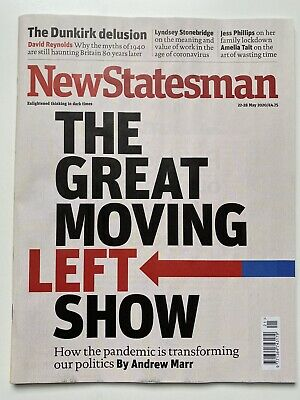 New Statesman Magazine 22-28 May 2020