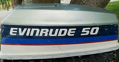 Evinrude 50 hp cowl cover  0279381 279381