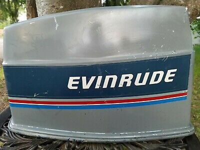 Evinrude 70 hp cowl cover 0281922 281922