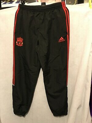 """Adidas Liverpool FC Track Suit Bottoms 2010/11 Size 40"""" BX1"""