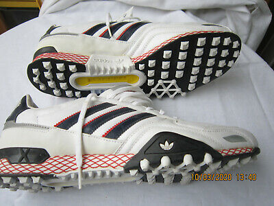 Adidas Tortion X-Comp Lifestyle 45 1/3- Rare Annee 2000
