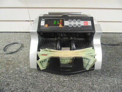 G-Star Dollar Bill Counter w/ Counterfeit Detection - Great Condition