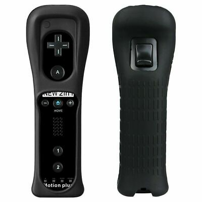 US Wiimote Built in Motion Plus Inside Remote Gesture Controller For Wii & Wii U