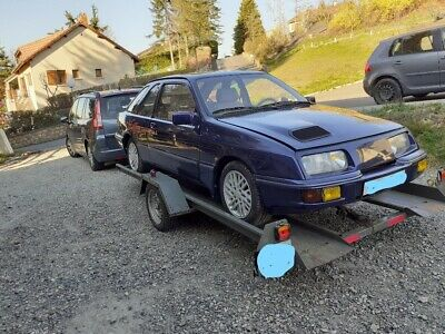 Collector ford sierra coupé v6 turbo eichberg 205 ch