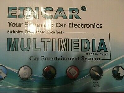Eincar Multimedia Car Entertainment System.