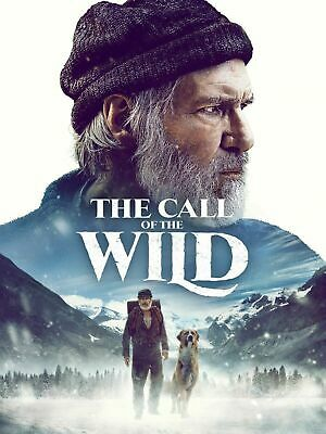 The Call of the Wild (DVD,2020) >>>NEW<<<
