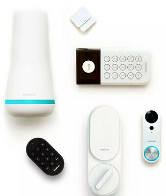 Simplisafe Entry Kit NEW. Never Used. Open Box $200 Off Store Price!