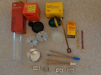 Film developing equipment & supplies - little used