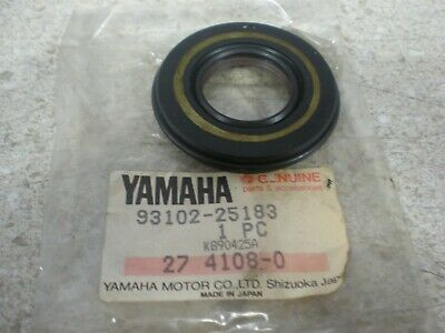 New NOS Yamaha 1970-1990 Track Drive Oil Seal 93102-22087-00