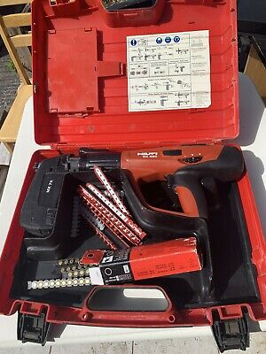 Hilti DX460  Nail Gun With MX72 Magazine