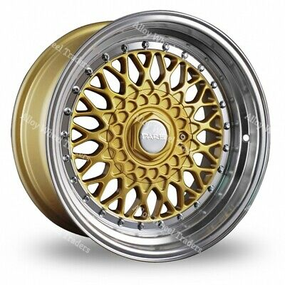 "Alloy Wheels 15"" RS For Porsche 924 4x108 Models only GPL"
