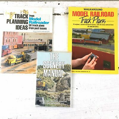 WOODLAND The Complete Guide to Model Scenery Book WOO1208-NEW