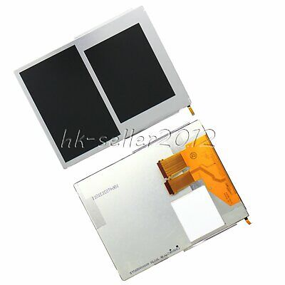 New Top Bottom LCD Screen Complete Module Replacement Part for Nintendo 2DS