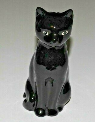 Pie Bird Royal Looking Black Cat Piebird USA Made