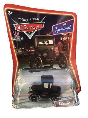 Disney Pixar Cars Supercharged - Lizzie (New In Package)