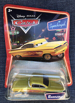 Disney Pixar Cars Supercharged - Ramone (New In Package)
