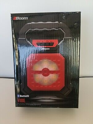 2Boom Portable Wireless Speaker, Bluetooth