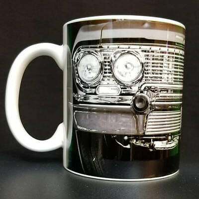 or SET OF 2 OR 4 Lowrider COFFEE MUG Green Wire Wheel Knockoff Cup 11 oz SINGLE