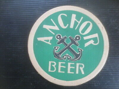 """Swan Beer /"""" Export to Papua /"""" 1962 Issue  BEER Coaster 1 only SWAN Brewery"""