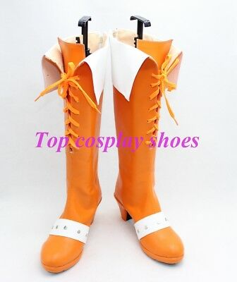The Seven Deadly Sins Serpent's sin of jealousy Diane Boot Shoes Cosplay Boots