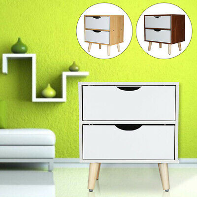 Modern Bedside Table Cabinet Chest Of Drawers Bedroom Nightstand Drawers 19 99 Picclick Uk