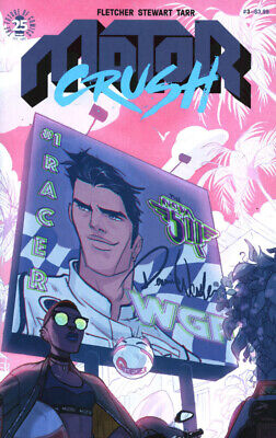 Motor Crush #1A 1st Print Near Mint 9.4 Unlimited Shipping Same Cost