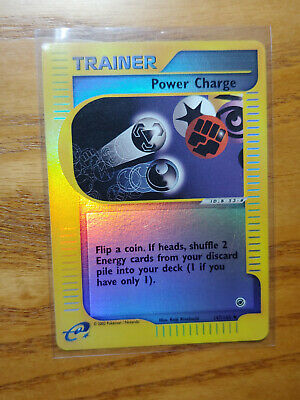 147//165 NEAR MINT Uncommon Power Charge