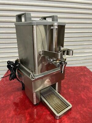 Coffee Warmer & Stand Bunn 1SH Remote Hot Dispenser #4423 Bulk Brewer Container
