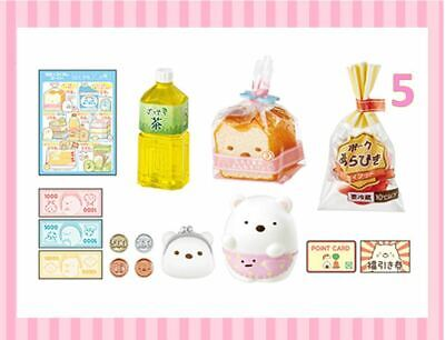 Re-ment Miniaturas sumikko gurashi Supermercado Re-ment 700 Yen No.03