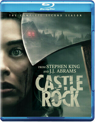 Castle Rock: The Complete Second Season [New Blu-ray] 2 Pack, Digital