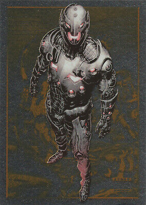 2014 Marvel Universe Trading Card #85 Age of Ultron Ultron